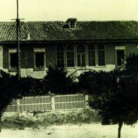 1. Η αρχική μορφή της οικίας του Ελευθερίου Βενιζέλου στη Χαλέπα, όπως χτίστηκε από τον πατέρα του Κυριάκο. / The house of Eleftherios Venizelos in Halepa, as it was built by his father Kyriakos.