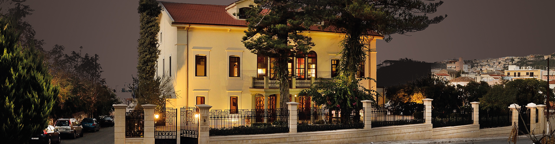 "Residence – Museum ""Eleftherios K. Venizelos"": A magical journey in time"