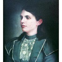 6. H πρώτη σύζυγος του Ελευθερίου Βενιζέλου, Μαρία Ελευθερίου-Κατελούζου. / The first wife of Eleftherios Venizelos, Maria Eleftheriou - Katelouzou.
