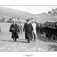 28. Στο μέτωπο της Μακεδονίας κατά τον Α' Παγκόσμιο Πόλεμο, 1918. / At the Macedonian front during World War I, 1918.