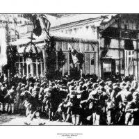 32. Απόβαση του ελληνικού στρατού στη Σμύρνη, 2 Μαΐου 1919. / The occupation of Smyrna by the Greek Army, May 2, 1919.