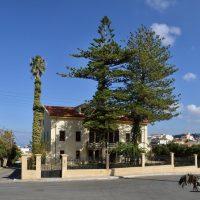 8. Η Οικία - Μουσείο Ελευθερίου Βενιζέλου σήμερα. / The Residence - Museum of Eleftherios Venizelos today.