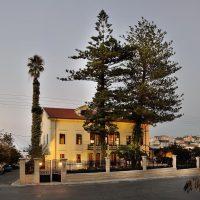 9. Η Οικία - Μουσείο Ελευθερίου Βενιζέλου σήμερα. / The Residence - Museum of Eleftherios Venizelos today.