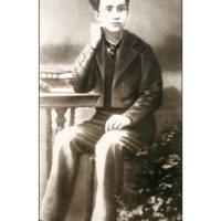 5. Ο Ελευθέριος Βενιζέλος στα μαθητικά του χρόνια. / Eleftherios Venizelos during his school years.